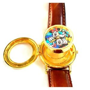 Disney | RARE Vintage Mickey Mouse Pop Up Watch